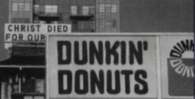 Dunkin Chri*t