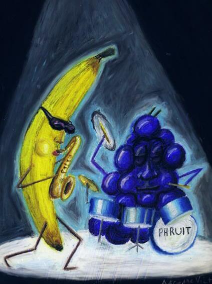 fruitsax