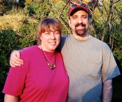 Scott and Patty